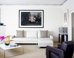 Living Room Accessories Lovely Living Room Decorated With Framed Wall Arts And Small