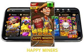 รีวิว Slotxo Happy Miners