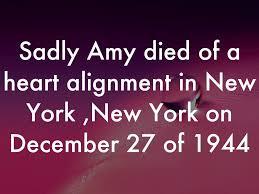 Amy Bleach by Kylee Kort