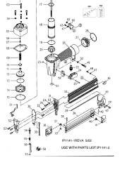 bostitch nail gun parts bostitch air compressor wiring diagram wiring diagram for you