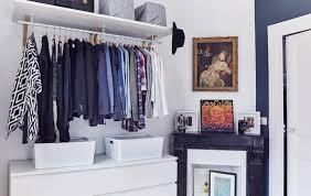 Ideen Für Die Aufbewahrung Von Kleidung Ikea