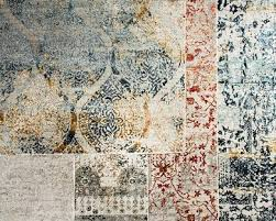 dynamic rugs toys with the classic traditional designs of the new quartz collection by adding distressed motifs and pristine coloration