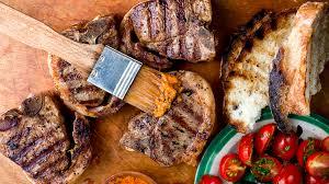 Pork Tenderloin Doneness Chart Indoor Grilling Meat Cooking Chart