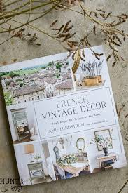 french vintage decor book salvaged living