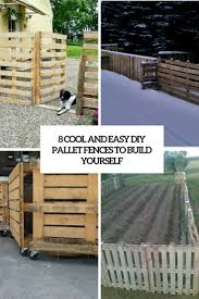 Diy Fence Best 20 Pallet Fence Ideas On Pinterest Pallet Fencing Wood