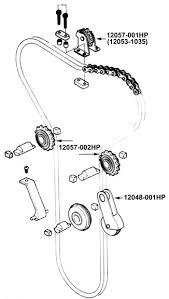 kz zone sprockets tensioners cam chain kz1000