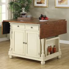 Kitchen Island With Storage Marvelous Portable Kitchen Islands With Storage Also Drop Down