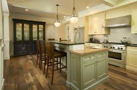 Wooden Floors In Kitchen Wood Floors In Kitchens One Of The Best Home Design