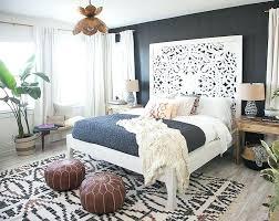 modern bohemian bedroom decorating ideas boho decor uk