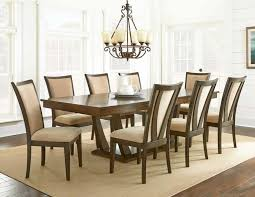 lovely wonderful 8 seat dining room table sets 54 in chairs for with on set