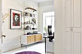 scandinavian home office. A Home Office In Scandinavian Style Apartment E