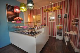 Cupcake Shop A Interior Designs