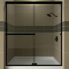 shower room glass door semi shower door diffe types of shower doors