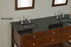 amazing home romantic double vanity with top at midl furniture double vanity with top
