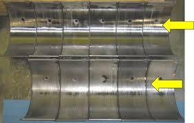 Main Bearings Failure Analysis