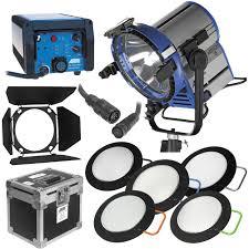 Buy Arri Light Kit Arri Arrisun 18 Par With Alf Dmx Ballast Kit 120 220vac