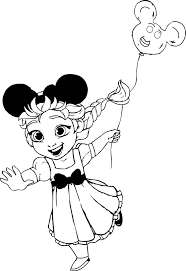 Small Picture Elsa At Disneyland Coloring Page Wecoloringpage