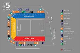 Croke Park Premium Facilities Croke Park