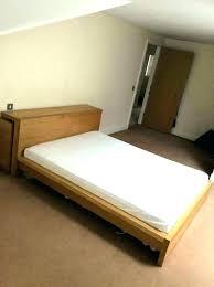 Wood Slats Beds Slat Bed Frame King Size Wood Slats Queen Slatted B ...
