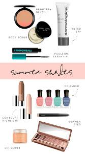 summer shades of beauty finding beautiful truth makeup must haves for summer