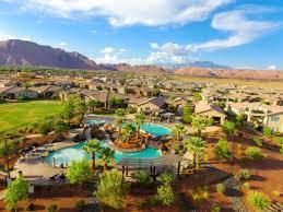 paradise village at zion