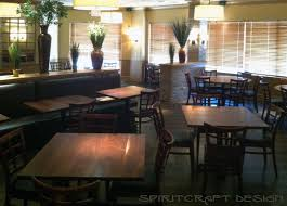 industrial restaurant furniture. Various Custom Solid Hardwood Table Tops Dining And Restaurant Bistro Tables Industrial Furniture