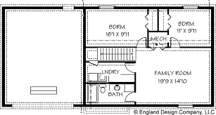 view larger ranch home plans with basement find house plans
