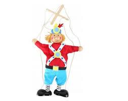 Marionetka – lalka, którą bawi się rzadko które dziecko. A szkoda! | Mamotoja.pl