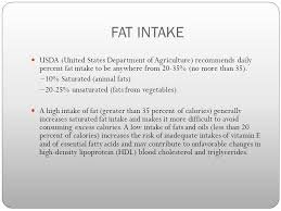 Nutrition Percent Fat Ppt Ppt Download