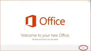 Office Dowload Download And Install Office 365 On A Desktop Computer Or Laptop