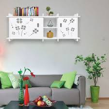 High Quality Floating Shelves Stunning FLOATING SHELVES WALL Mount Shelving Shelf Decor Storage Organizer