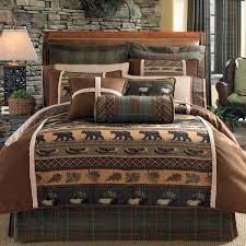 croscill caribou comforter sets