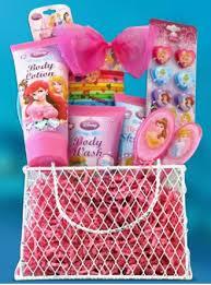 pre made easter basket for s disney princess toiletries gift basket at amazon