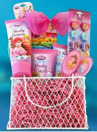 pre made easter basket for s disney princess toiletries gift basket at amazon