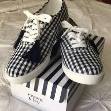 crown & ivy Shoes | Crown Ivy Sneakers | Poshmark