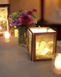 Simple Candle Decoration Decorating Ideas Simple And Neat Picture Of Pink White Wedding