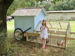 Chicken Coop On Wheels Designs Chicken Tractor