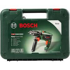 <b>Дрель ударная</b> Bosch EasyImpact 540, <b>550 Вт</b> в Санкт-Петербурге