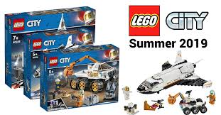 All 7 new <b>LEGO City Space</b> sets for summer 2019 are now available ...
