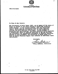 It is a broadway used to address professional or formal letters and emails. Letter From Ginny Anderson To Whom It May Concern The Portal To Texas History