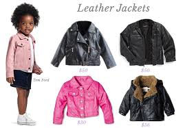 little girls pink leather jacket jackets review trendinao kids toddler girls boys faux