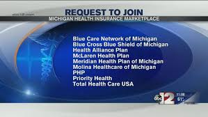Blue cross blue shield of michigan was the only carrier still offering ppo plans through the michigan exchange by 2017. 9 Companies File To Be On State Health Insurance Marketplace
