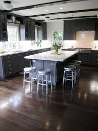 Ceramic Tile Flooring Kitchen Furniture Dark Gray Ceramic Tile Flooring For Modern Kitchen