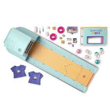 This site does not include all credit card companies or all available credit card. American Girl Bowling Alley American Girl
