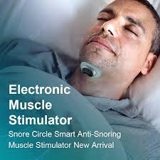 <b>Snore Circle Smart Anti</b> Snoring Device Muscle Stimulator Snore ...