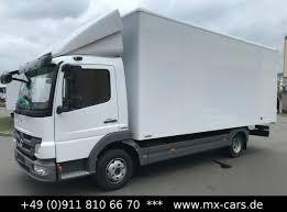 Lassen sie ihre möbel doch einfach transportieren. Box Truck Mercedes Benz Atego 816 Mobel Koffer 6 04 M Lang Treppe Euro5 From Germany 10890 Eur For Sale Id 4378868
