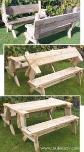 How To Build A Picnic Table With Builtin Cooler At The Home DepotHow To Make Picnic Bench