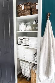linen closet organization makeover blesserhouse com 7 tips for perfect linen closet organization