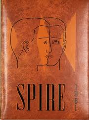 Bethel University - Spire Yearbook (St Paul, MN), Class of 1963, Cover