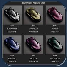 House Of Kolor Kandy Paint Color Chart Custom Paints House Of Kolor Mb Marblizer